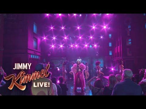 "Cardi B Performs ""Bodak Yellow"" On Jimmy Kimmel Live"