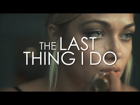 Omar Kadir - The Last Thing I Do (Lyric Video)