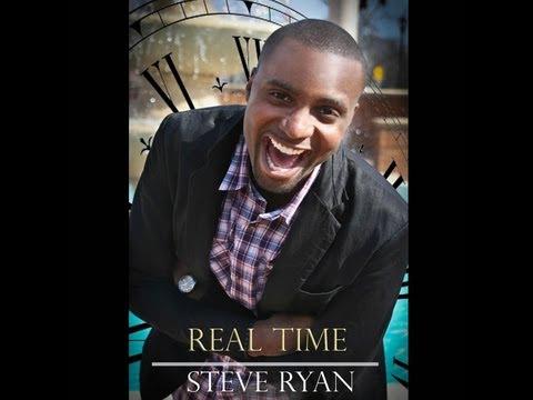 Steve Ryan 'Real Time'- Lyrics Video