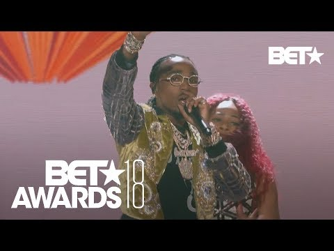 """Migos Performs """"Walk It Talk It"""" And """"Stirfry""""! Did They Stir Up The Night?  