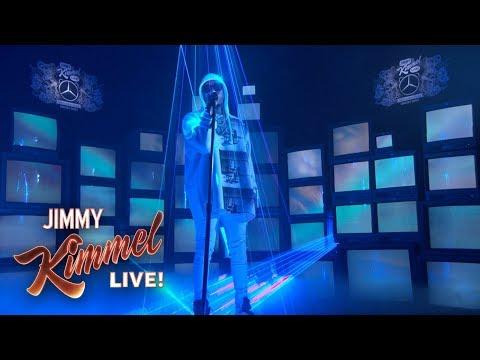 Future - Nowhere On Jimmy Kimmel Live