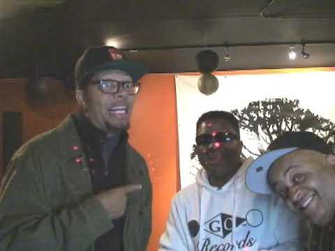 Chaz   SilverFox   Bless The Mic TV Highlights Harlem NY-GoRecordsinc.