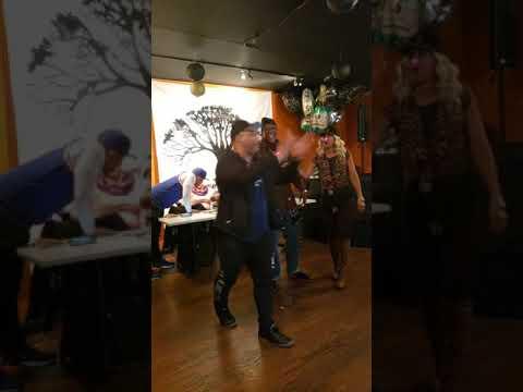 The Buckets Boys   Hip Hop Legend Silverfox and El Rod Perform @ GoRecordsInc