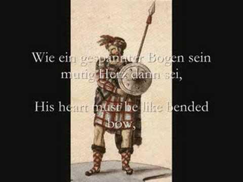 Franz Schubert - Normanns Gesang