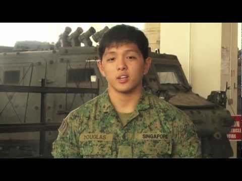 2Lt Douglas: The Transport Commander (Every Singaporean Son - The Epilogue)