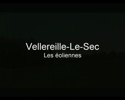 Les Eoliennes de Vellereille-Le-Sec