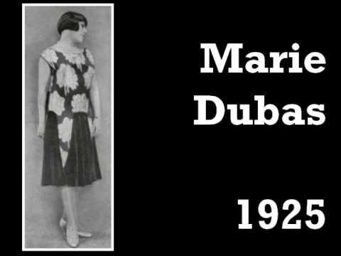Marie Dubas - La Charlotte prie Notre-Dame (1934)