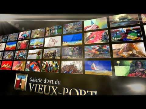 Galerie d'Art du Vieux-Port - Montréal - Présentation des artistes