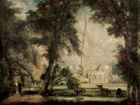 Paysages romantiques de Constable