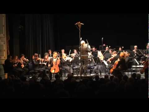 Goltermann cello concerto Nr. 4 G op 65 Finale Rondo (part 2/2) live!