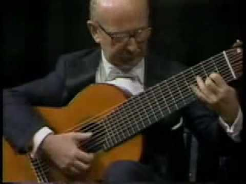 Narciso Yepes -  Romance - Jeux interdits - Guitare