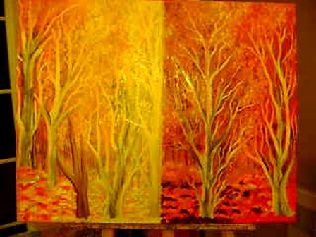 Féérique  automne