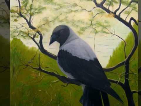 The Crow (Poe-Ethical Lullabies III)