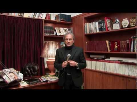 Italia in Arte - Roberto Chiavarini, expert en Art - Maestro Charles Carson - Carsonisme