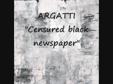 ARGATTI censured black newspaper 2011