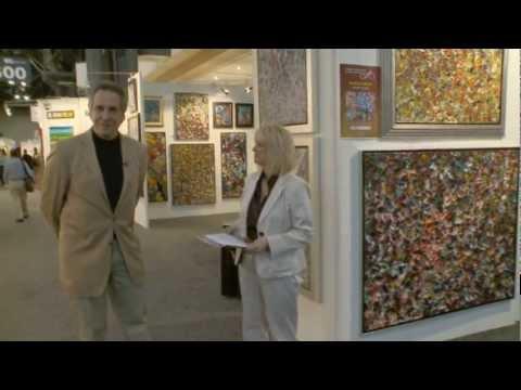 Art Expo - New York - Fine Art Magazine USA - Charles Carson a créé une école de pensée...