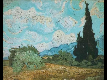 7 éblouissements Van Gogh  deuxième partie