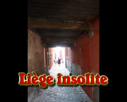 Liège insolite.
