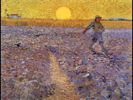 Sept éblouissements Van Gogh - Première partie