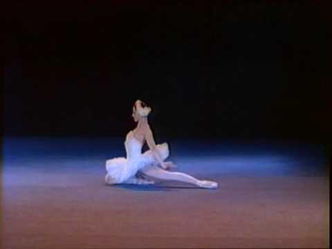 La Mort du Cygne par Maïa Plissetskaïa (1975)