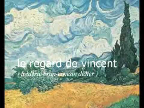 le Regard de Vincent par Romain Didier :