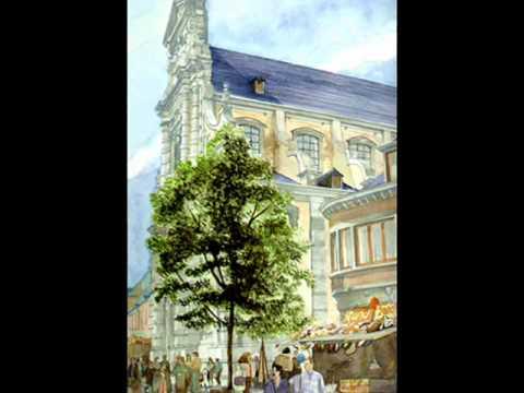 En aquarelle et Namur Fille d'entre Sambre et Meuse.wmv