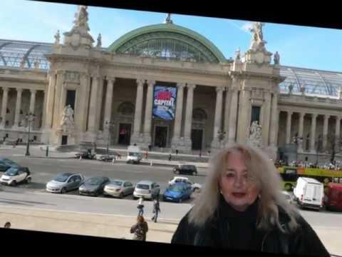 MARIE FRANCE BUSSET A EXPOSE A ART EN CAPITAL GRAND PALAIS PARIS DE 2006 A 2011