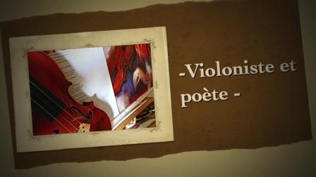 -Violoniste et poète
