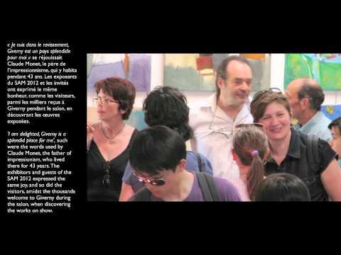 Salon des Artistes Membres et Amis du WHO'S WHO Art club international à Giverny