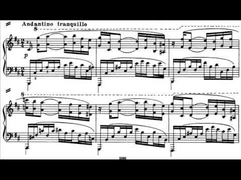 (2/2) Rimsky-Korsakov - Piano Concerto - Richter/Kondrashin