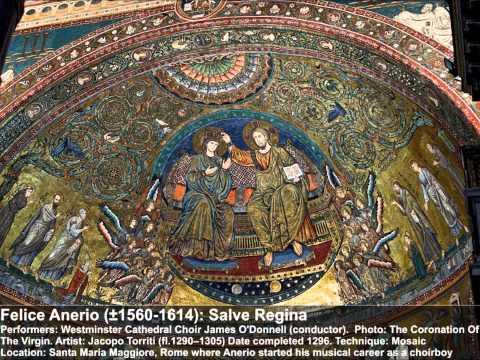 Felice Anerio (±1560-1614) Salve Regina