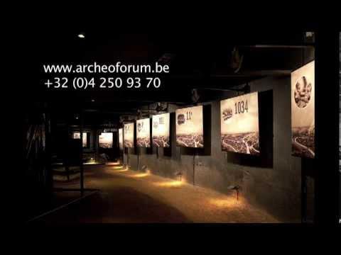 Une nouvelle scénographie pour l'Archéoforum