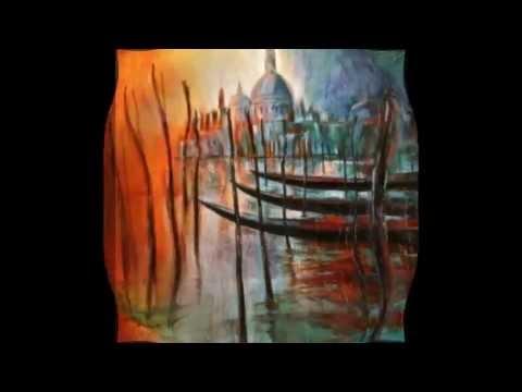 """De l'idée au tableau  """"  Avril à Venise """""""