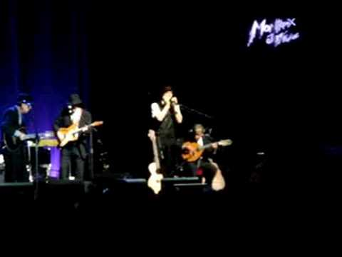 """Leonard Cohen - """"Hey, that's no way to say goodbye""""- Live @ Montreux - 8 July  2008"""