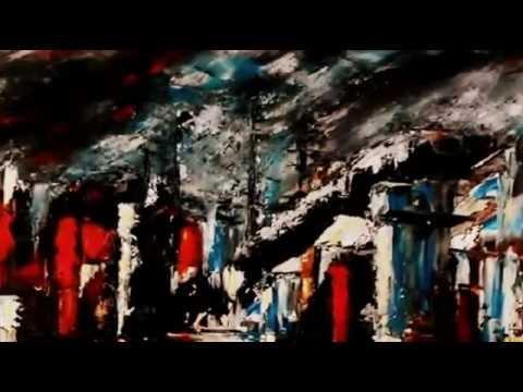 Pierre-Paul Marchini Painter HIS WORLD