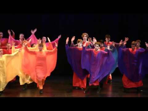 Eurythmy Performance of Beethoven - Pathetique
