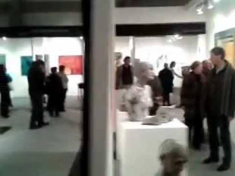 Frédéric Halbreich Art Gent   Flanders Expo Décembre 2012