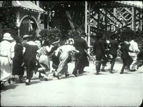 Entr'acte de René Clair (1924)