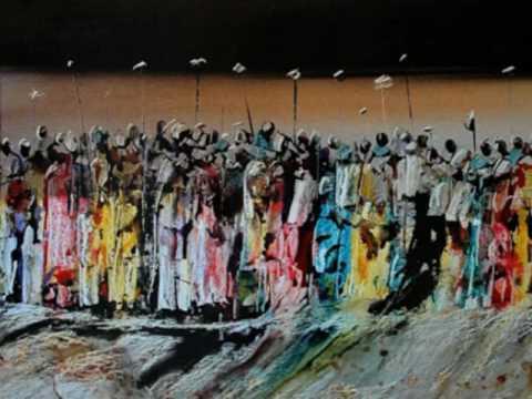 Oeuvres de Hassane Amraoui