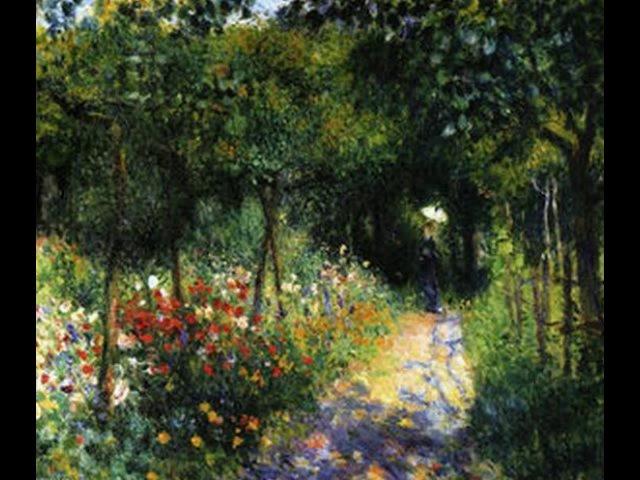 Renoir - petits poèmes paysagers