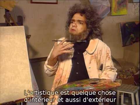 Les Inconnus Artiste Peintre '