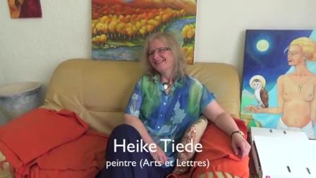 201509 ACTU-tv La peintre Heike Tiede est linvitée du site Arts et Lettres dans lémission (Low)
