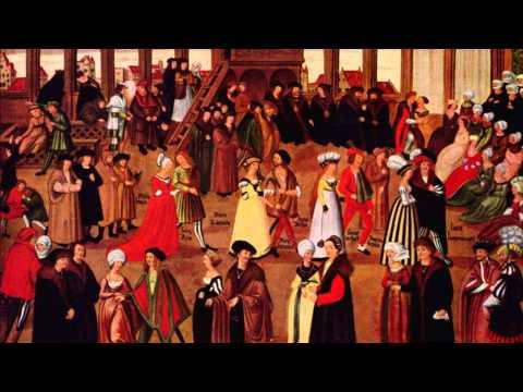 Musiques de danse de la Renaissance