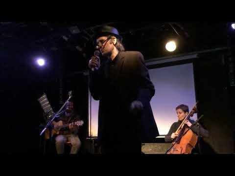 In memoriam Leonard Cohen/Percussions de l'instant/Patrick Chemin Pérot Ricky-James (4/7)