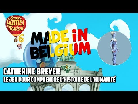 BGF 2018 - Made in Belgium - Catherine Breyer