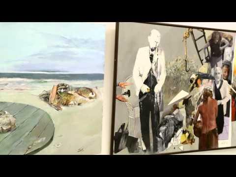 "Teofan Sokerov : une rétrospective ""Цветя от съня ми"""