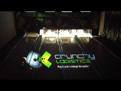 Interactive Bowling & Bowling from Crunchy Logistics and Twelve Strike
