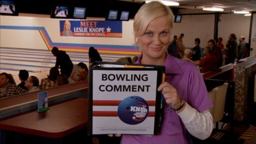 Bowling-Themed Parks and Recreation