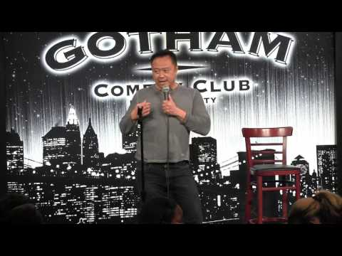 Cass Almendral Stand Up at Gotham Comedy 04/27/16