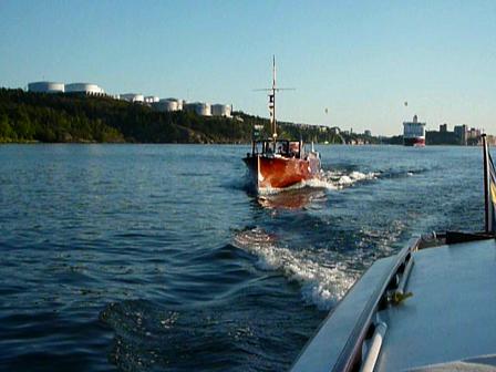 VIDAR III CGP-salongsbåt -1931